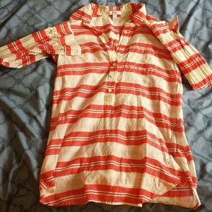 Button up and tunic in one